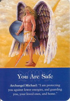Archangel Oracle Cards By Doreen Virtue Doreen Virtue, Angels Among Us, Angels And Demons, Male Angels, Angel Protector, Archangel Prayers, Angel Quotes, I Believe In Angels, Angel Numbers