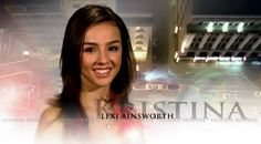 Lexi Ainsworth is pre-nominated for a Daytime Emmy in the Outstanding Young Actress in a Drama Series for her role as Kristina Corinthos Davis in General Hospital!    Follow Lexi on pinterest! http://pinterest.com/laqtpye/