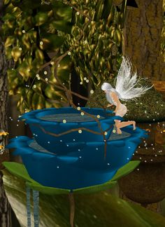 """Magical Brew"" Captured Inside IMVU - Join the Fun!"