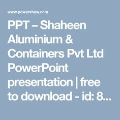 15 Best Shaheen Corporation images in 2016 | Aluminium foil, Cloth