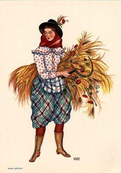 Delcampe – La plus grande marketplace pour les collectionneurs Traditional Fashion, Traditional Outfits, Laura Costa, Folk Costume, Costumes, Mein Land, Portuguese Culture, Folk Clothing, Visit Portugal
