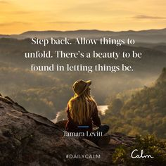Calm is the app for sleep and meditation. Join the millions experiencing better sleep, lower stress, and less anxiety. Nature Quotes, Spiritual Quotes, Wisdom Quotes, Words Quotes, Wise Words, Life Quotes, Sayings, Peace Of Mind Quotes, Spiritual Awakening