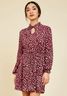 Fall & Winter - Lively Locales A-Line Dress