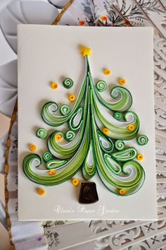 Quilling Archives - Page 7 of 10 - Crafting D - Quilling Paper Crafts Paper Quilling Tutorial, Paper Quilling Patterns, Origami And Quilling, Quilled Paper Art, Quilling Paper Craft, Paper Crafts, Quilling Comb, Neli Quilling, Quilling Christmas
