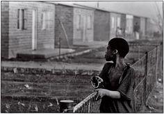 Ernest Cole photographie de L'apartheid.