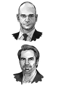 The Politico 50: Erik Brynjolfsson & Andrew McAfee Professor and research scientist, MIT Sloan School of Management