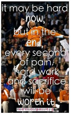 That is the best volleyball quote! Volleyball Training, Volleyball Memes, Volleyball Workouts, Softball Quotes, Volleyball Drills, Coaching Volleyball, Basketball Quotes, Volleyball Players, Volleyball Crafts
