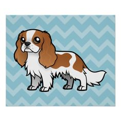 Cute Cartoon Pet Poster