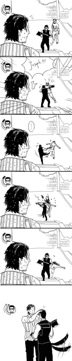 The Evil Within. this is pretty much how this part of the game goes lol
