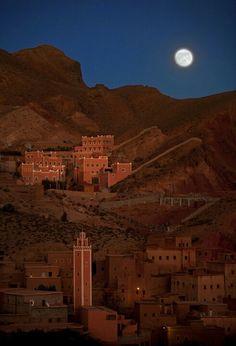 Marruecos-fue un viaje rápido, así que tengo que volver