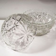 """Set of 3: EAPC Star of David 5 1/4"""" Salad Bowls from ruthsredemptions on Ruby Lane"""