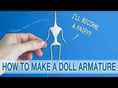 How to make a Doll Armature - YouTube