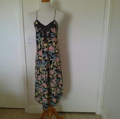 Natori sleep wear Beautiful soft comfy material . Made in Phillipines.  Have slits on sides. Its used but in good condition. Natori Intimates & Sleepwear Chemises & Slips