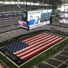 Dallas Cowboys @ AT&T Stadium