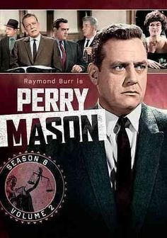 Erle Stanley Gardner's iconic creation, fiendishly clever attorney Perry Mason (Raymond Burr), returns in this box set that delves into the second half of Season 8, with 15 episodes that originally ai