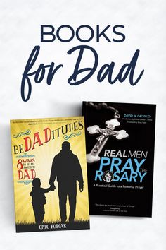 Father's Day is less than two weeks away! Browse through our website to find the perfect gift to brighten your dad's day and support him in his faith. Order now to get it in time for #FathersDay here. Best Books For Men, Good Books, Catholic Books, Dad Day, Power Of Prayer, Fathers Day, Prayers, Dads, Spirituality