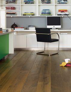 engineered hardwood flooring, French Oak, style Mediterranean, color  Calypso