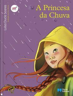 A Princesa da Chuva. Illustrations by Ana Afonso. Porto Editora. In stock: £10.10.