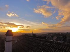 Brockley Sunset