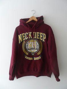 Neck Deep hoodie
