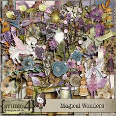 Personal Use :: Kits :: Magical Wonders
