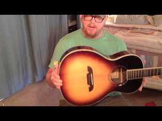 Alvarez AP 710SB - 12 fret Guitar Review