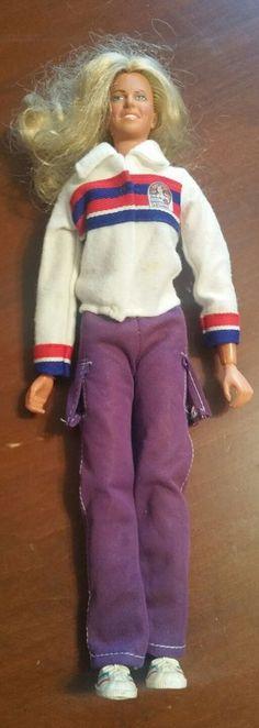 Vintage 1976 The Bionic Woman Jamie Sommers Doll Original Six Million Dollar Man | Dolls & Bears, Dolls, By Brand, Company, Character | eBay!