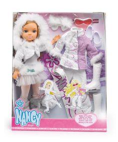 Famosa 700009566 - Muñeca Nancy snowboard
