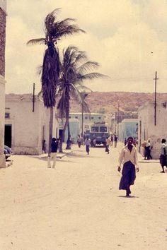 Somalia in history