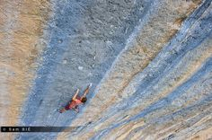 sam bie climbing photo - Google Search