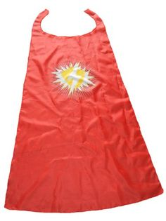 WeGlow International Red Super Hero Capes, Large (2 Capes) -- Continue to the product at the image link.