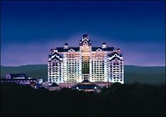 Foxwoods Resort and Casino, Ledyard CT - Another indian casino