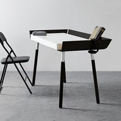 Writing Desk by etc.etc. for EMKO | MONOQI #bestofdesign