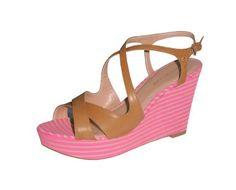 Tommy Hilfiger Women Dabria Fashion Platform Wedge Sandals (6M, Beige/neon pink) Tommy Hilfiger,http://www.amazon.com/dp/B00CR1DAXE/ref=cm_sw_r_pi_dp_jEIksb1DWF8BFF80