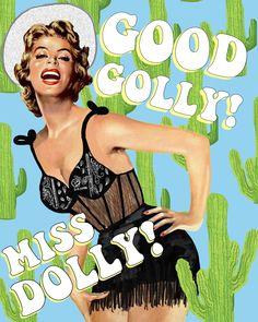 Good Golly Miss Dolly! - Digital
