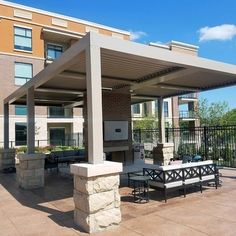 46 best arcadia louvered roof images extruded aluminum outdoor rh pinterest com