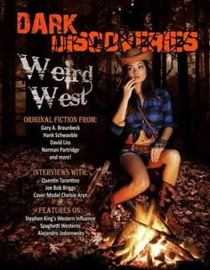 Dark Discoveries: Winter 2014, Issue Number 26