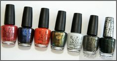 The Amazing Spiderman collection by OPI