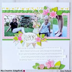 Jana E's Gallery: Bloom