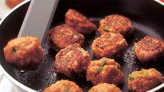 Broileripyörykät - Yhteishyvä Tapas, Food And Drink, Ethnic Recipes, Fine Dining, Red Peppers