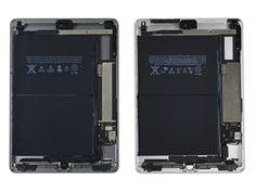 iPad Air (solda) ve yeni iPad (sağda) Geçtiğimiz hafta tanıtılan yeni iPad ile Apple, müşterilerine görsel açıdan iPad Air'e benzeyen ve fiyat bakımından daha uygun olan bir seçenek sunmuştu. Apple'ın 2015'in sonunda kullanmaya başladığı A9 işlemciyi barındıran tablet, iFixit tarafından...   https://havari.co/yeni-ipad-tasarim-ve-bilesenleri-itibariyla-tamiri-kolay-bir-cihaz-degil/
