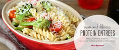 Protein Entrees Good Protein Foods, Best Protein, High Protein, Bariatric Recipes, Diet Recipes, Bariatric Surgery, Entrees, Cabbage, Meals