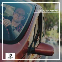 Durante o mês da janeiro as estradas ficam bem cheias. Vai viajar? Então cuidado na estrada. Faça revisão no carro e boa viagem.   #RadicalChic #ModaMasculina #TodaHoraÉ