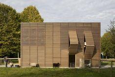 Granja en almere. 70F architecture | TECTÓNICAblog