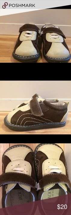 Jack and Lily shoes Brown tan leather shoes jack and lily Shoes Dress Shoes