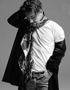 Big Bang Taeyang - Grazia Magazine June Issue '15