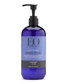 16oz+Lavender+&+Aloe+Hand+Soap
