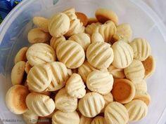 Receita de Biscoito de polvilho doce