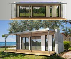 K2MODUL,damijankoprivc,mobilna hiša, mobile home , small house , modern,mobile home 2