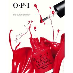 O.P.I. The Color of Culture 2013 - MyFDB ❤ liked on Polyvore featuring text, beauty, ad campaign, backgrounds, filler, phrase, quotes and saying